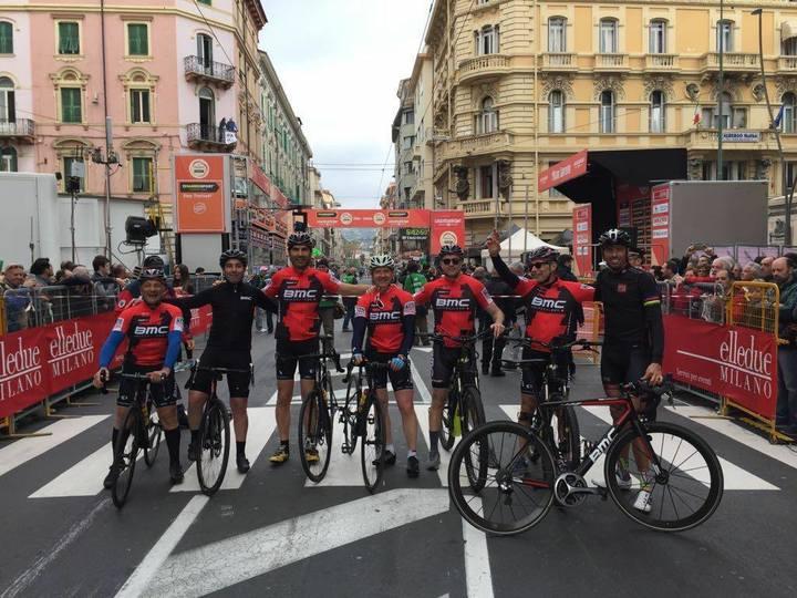 MILANO - SANREMO | TAG HEUER