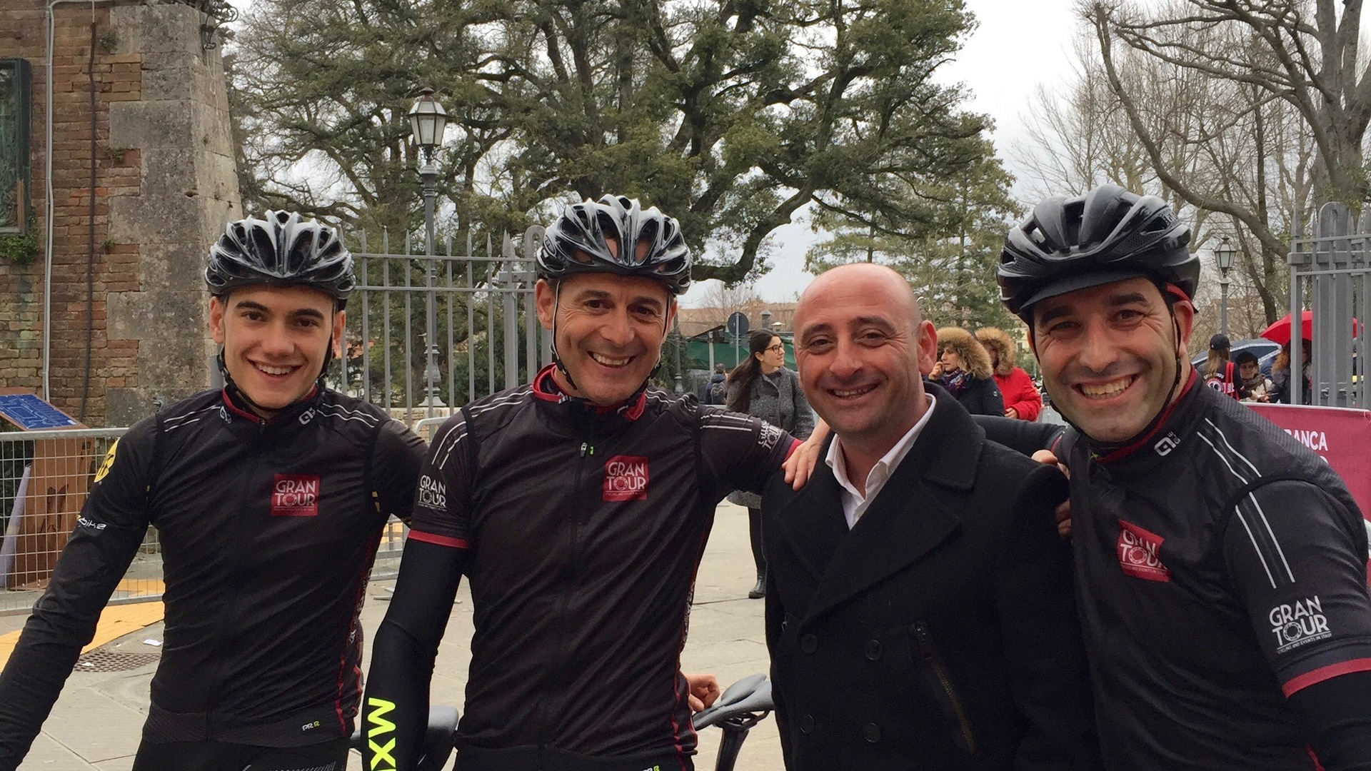 GF STRADE BIANCHE & PRO RACE
