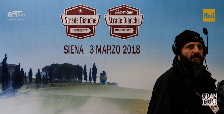 STRADE BIANCHE PRO RACE + GF (SHORT PACK)