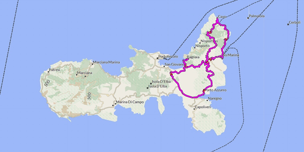 Gran Tour Events Cycling and Events in Italy